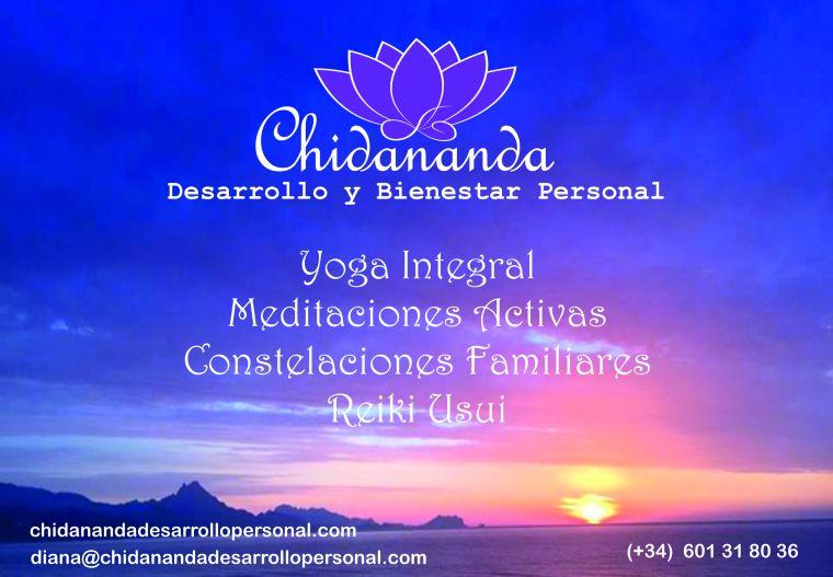 poster chidananda